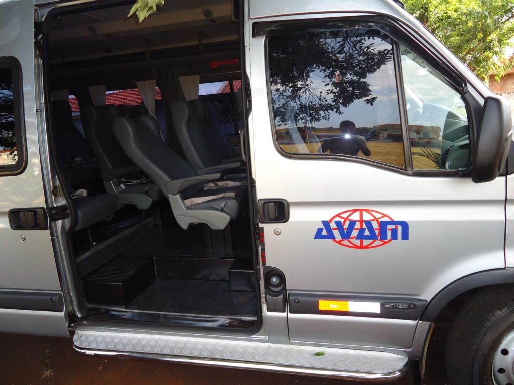 Link permanente para: Locação de Vans